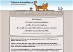 Thumb for California Animal Rescue
